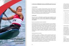 Nuoren Urhelijan Ura 2013 -opas, graafinen suunnittelu ja taitto (sivukoko A5, sivumäärä 132)
